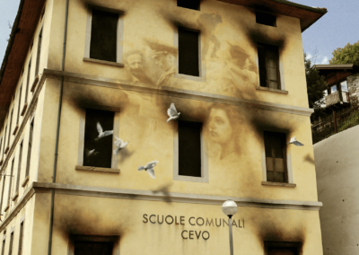 Soul of the wall_Cevo (2018)