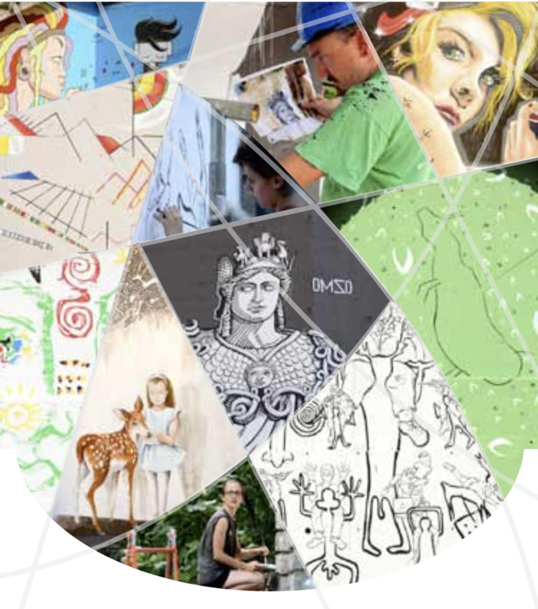 Il Lab di Wall in Art 2015