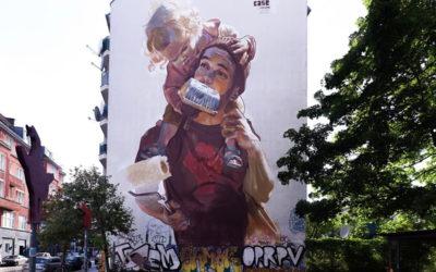 """""""Wall in Art"""" tra i più bei murales del 2018 nella classifica di Widewalls"""